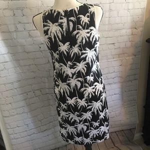 Vince Camuto Palm Tree Dress